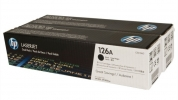 HP CE310AD TWIN PACK TONER