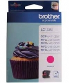 BROTHER DCP J132W/MFC J245 (LC123M) LC123M INK CARTRIDGE