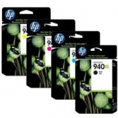 HP 940XL MULTIPACK FOR OFFICEJET 8500 C2N93AE INK CARTRIDGE
